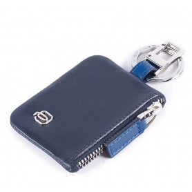 Piquadro Splash keychain blue - PC4570SPL / BLBL