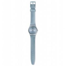 Orologio Swatch Azulbaya celeste satinato - GL401