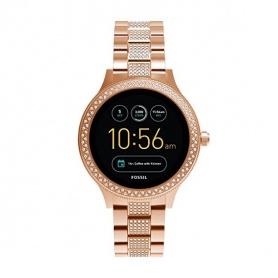 Fossil Uhr Fossil Smartwatch Amoled Swarovski GEN4