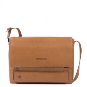 Messenger unisex Piquadro Cube leather - CA4467W88 / CU