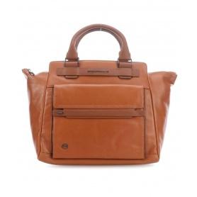 Tasche mit zwei Griffen Piquadro Cube Leder - BD4475W88 / CU