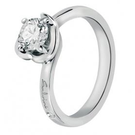 Salvini Ring mit Solitär Diamant Abbraccio 20062769