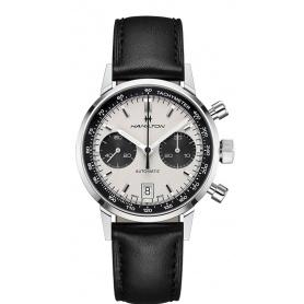 Orologio Hamilton Intra-Matic cronografo automatico H38416711