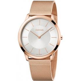Calvin Klein Minimal watch - PVD XL - K3M2T626