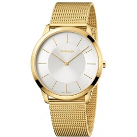 Calvin Klein Minimal watch - PVD XL - K3M2T526
