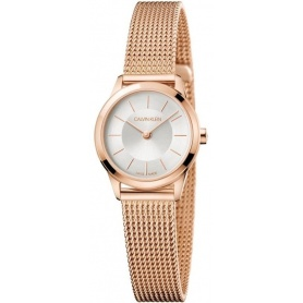 Calvin Klein Minimal PVD Lady Watch - K3M23626