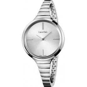 Orologio Calvin Klein Lively acciaio - K4U23126