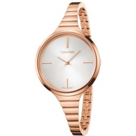 Calvin Klein Lively watch - steel - K4U23626