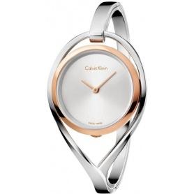 Calvin Klein Light watch - PVD - K6L2SB16