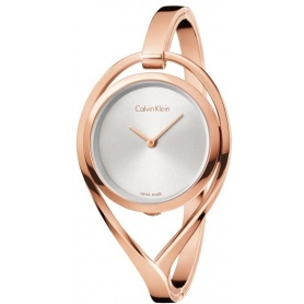 Calvin Klein Light watch - PVD - K6L2M616