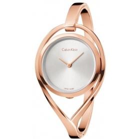 Calvin Klein Light Uhr - Stahl - K6L2S116