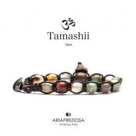 Bracciale Tamashii Agata Muschiata - BHS900-162