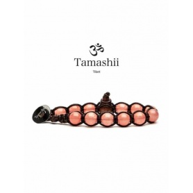 Tamashii-Armband Jade Peach Grapefruit - BHS900-206