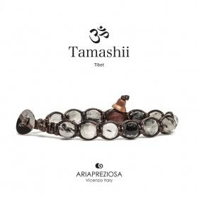 Tamashii-Armband Schwarzer Turmalin - BHS900-185