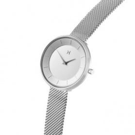 Watch MVMT Mod S1 shirt milano silver - FB01-S