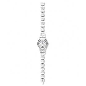 Swatch watch Netural chain bracelet and swarovski - YSS323G