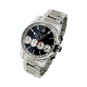 Uhr Eberhard Chrono4 Grande Taille schwarz 31052CA / M