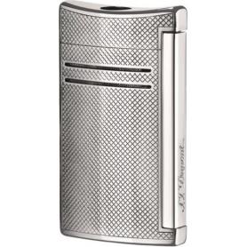 Accendino Dupont Maxijet Torch Flame cromato grigio - 020157N