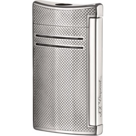 Dupont Feuerzeug Maxijet Torch Flame chrom grau - 020157N