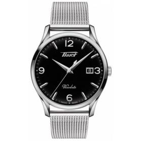 Watch Tissot Heritage Visodate black T1184101105700