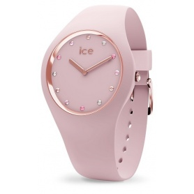 Cosmos Watch Pink Silicone Shades Uhr