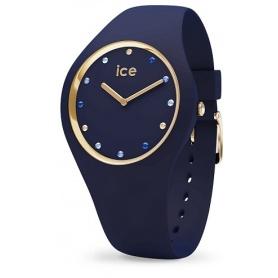 Cosmos Blue Shades Ice Watch aus Silikon