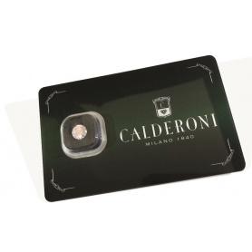Zertifizierte versiegelte Diamanten Calderoni 0,20 F