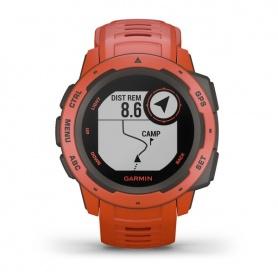 Garmin Instinct Tm Flame Red watch red - 0100206402010-02064-02