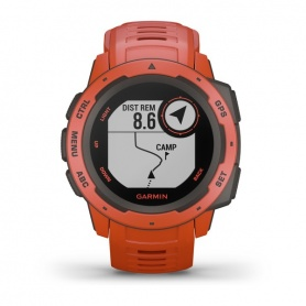 Orologio Garmin Instinct Tm Flame Red rosso - 0100206402