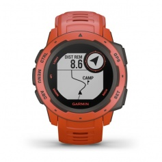 Garmin Instinct Tm Flame Red watch red - 0100206402010-02064-02