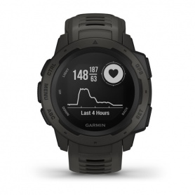 Orologio Garmin Instinct Tm Graphite Smartwatch  nero - 010-02064-00