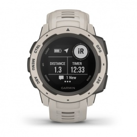 Orologio Garmin Instinct Tm Tundra Smartwatch grigio - 010-02064-01