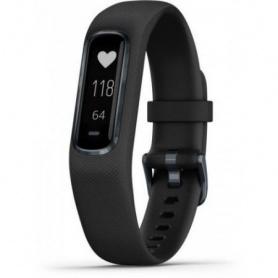 Garmin Vivosmart4 Uhr Schwarz / Slate Fitness Smartwatch L