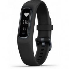 Garmin Vivosmart4 Watch Black / Slate Fitness smartwatch L