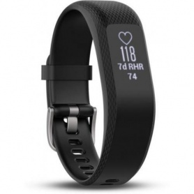 Garmin Vivosmart3 große schwarze Uhr - 0100175503