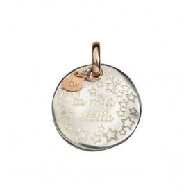 Moneta Tu la mia stella Queriot argento ed oro novità2019