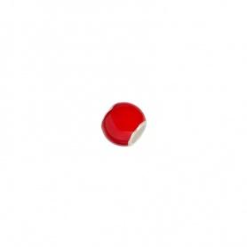 Beads Bacca dell' amore Queriot smalto rosso novità2019