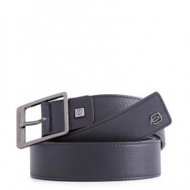Cintura uomo Piquadro Bae blu CU4698S98/BLU