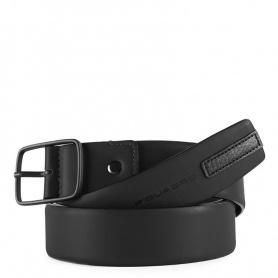Piquadro Herrengürtel Usie schwarz CU4716S99 / N