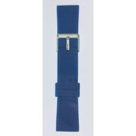 Cinturino in silicone I AM uomo blu navy IAM302