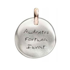 Moneta piccola Queriot Audentes fortuna iuvant