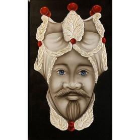 Meisterwerk Dunkelbraun Man of Art Maiora Rot