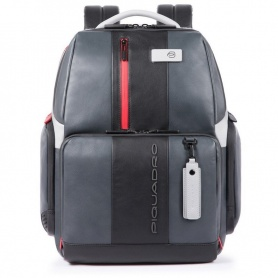 Piquadro Urban backpack fast-check pc case - CA4532UB00 / GRN
