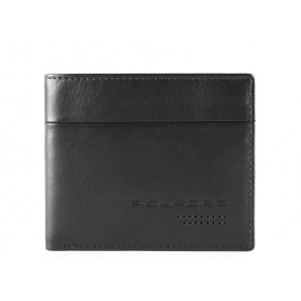 Piquadro Urban men's slim wallet black - PU4823UB00R / N