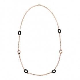 Veränderte Bronzallure-Halskette WSBZ01380