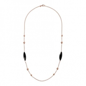 Veränderte Bronzallure-Halskette WSBZ01351