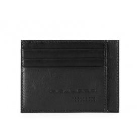 Piquadro Urban Sachet schwarzer Kartenhalter - PP2762UB00R / N