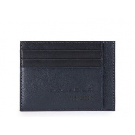 Piquadro Urban Sachet blue card holder - PP2762UB00R / BLUE