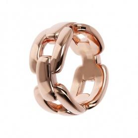 Bronzallure Ring Geometrie Roségold - WSBZ01443
