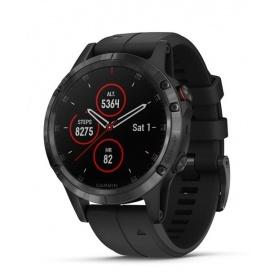 Garmin Fenix5 Plus Sapphire Edition Uhr - Multisport GPS